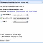 Så exporterar (och konverterar) du filer från Google Docs