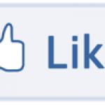 Köp nätets coolaste stickers: Facebook gilla-knapp