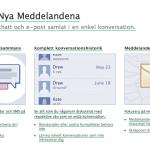 Facebook introducerar en ny meddelandetjänst (e-post)