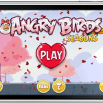 Angry Birds Valentine's Edition ute nu