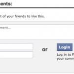 Så får du nya kommentarsystemet Facebook Comments på din blogg