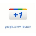 Google +1: rekommendationer i Facebook Like-stil