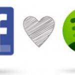 Spotify inför krav på Facebook-konto för nya användare