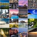 101 fantastiskt vackra wallpapers att ladda ner [städer & natur]