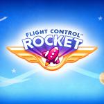Flight Control Rocket: Riktigt roligt spel till iPhone och iPad