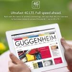 I Sverige blir det ingen supersurf via 4G på nya iPad