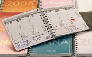 Personlig almanacka