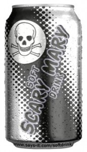 scarymary soft drink