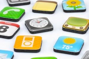 iPhone app-magneter