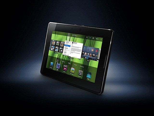 BlackBerry Playbook- kommande surfplatta