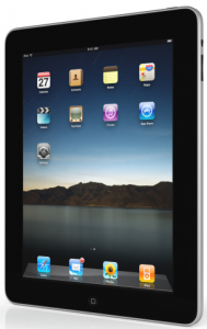 Apple: iPad (surfplatta)