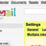 Gmail-tema: marker