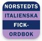Norstedts fickordbok/lexikon till iPhone: italienska