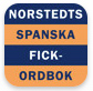 Norstedts fickordbok/lexikon till iPhone: spanska