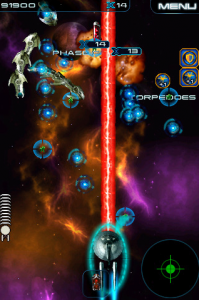 EA rear ut iPhone-spel: Star Trek