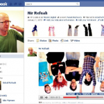 Facebook profil-hack