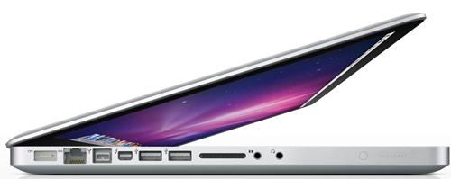 Nya Macbook Pro