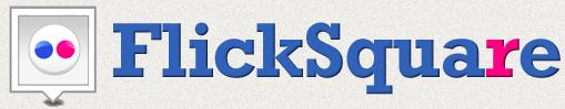 FlickSquare postar dina bilder från Foursquare till Flickr