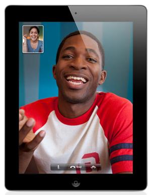 iPad 2: FaceTime
