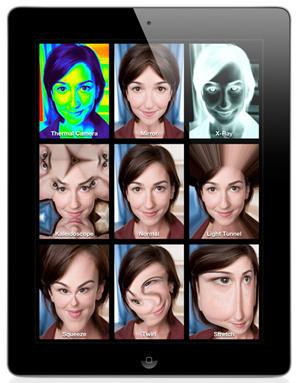iPad 2: Photo Booth