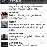 Twitter för iPhone och iPad uppdaterad