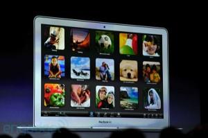 Apples Keynote på WWDC: OS X Lion- Fullskärm