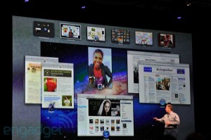 Apples Keynote på WWDC: OS X Lion- Mission Control