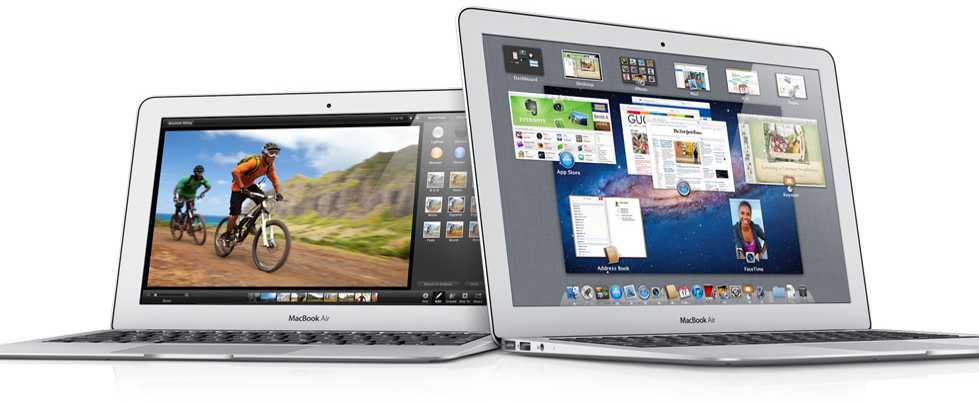 Nya Macbook Air