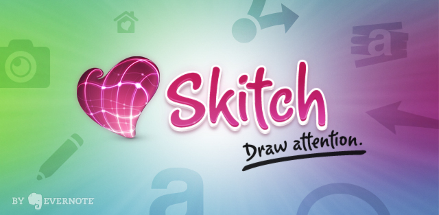 Evernote köper populära Skitch
