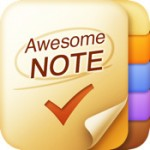 AwesomeNote ikon