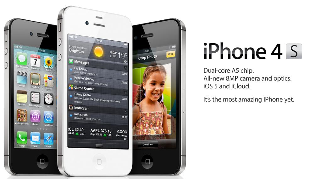 Bild på Apple iPhone 4S