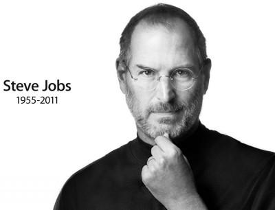 Bild på Steve Jobs