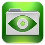 Bild på GoodReader för iPad