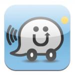 Bild på Waze för iPad