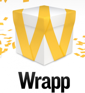 Wrapp för iPhone & Android